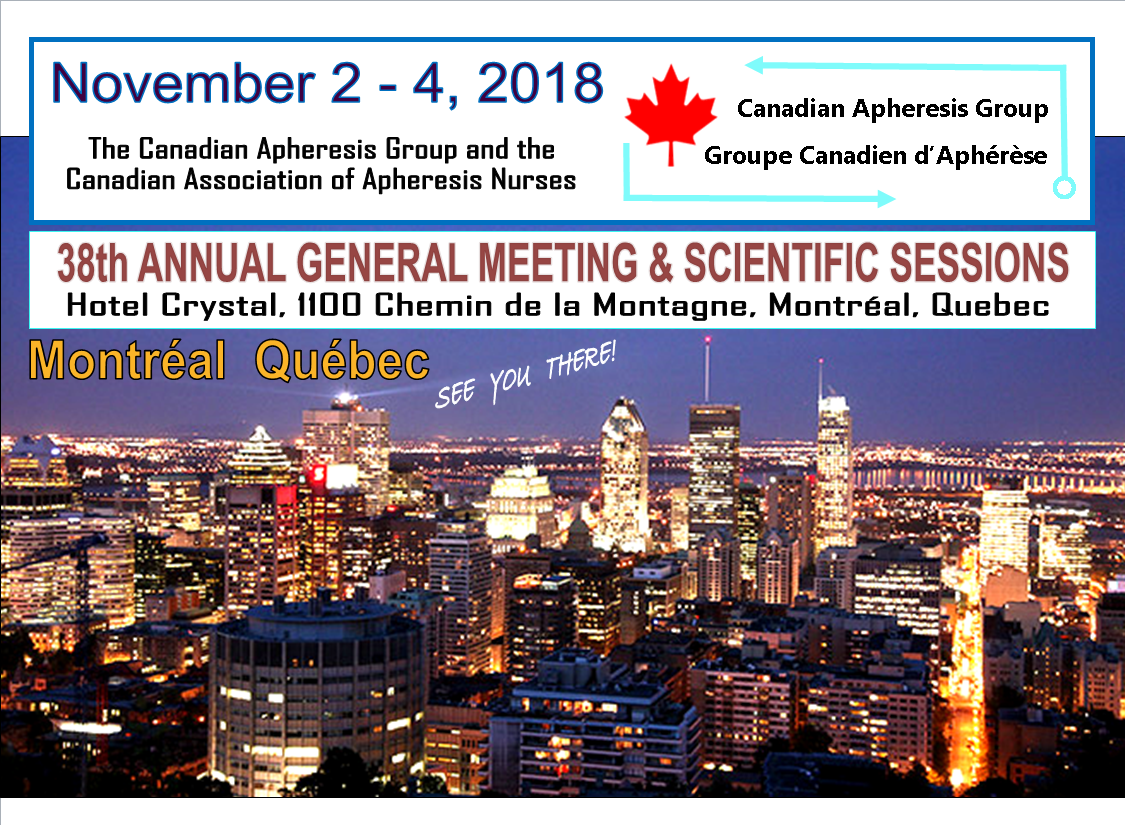 The CAG Annual General Meeting Poster